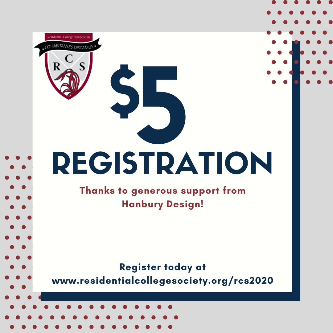 $5 registration
